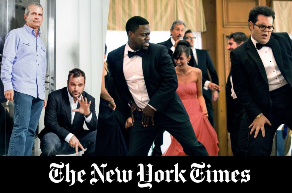 The Wedding Ringer - Kevin Hart - Adam Fields Productions